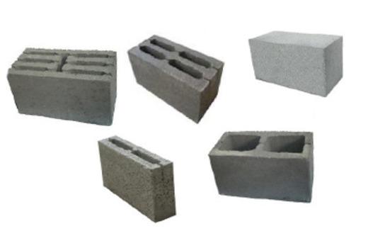 Виды блоков из керамзита