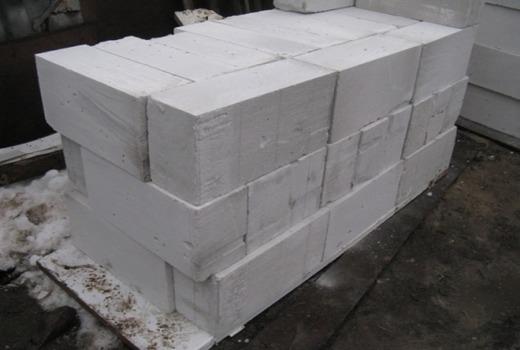 Теплоизоляция блоков