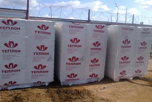 Положительные качества газоблоков Теплон