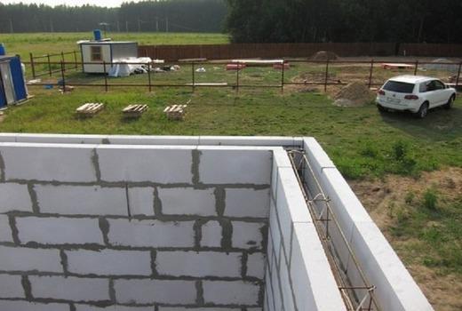 Характеристики строительного материала