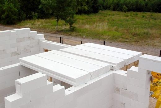 Перекрытия по пенобетону плитами завод железобетонных изделей