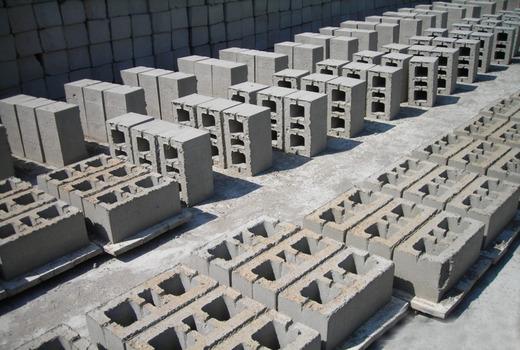 Стеновые блоки из пескобетона