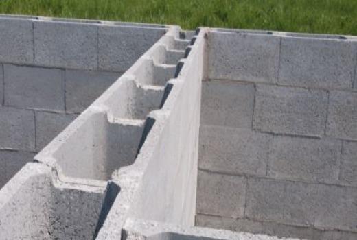 Плотность пескобетонных блоков