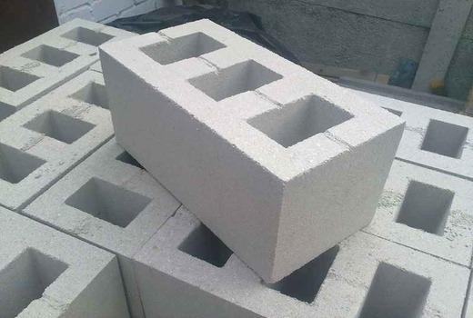 Привлекательная поверхность блоков