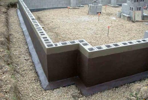 Пустотелые бетонные блоки: виды, характеристики, применение