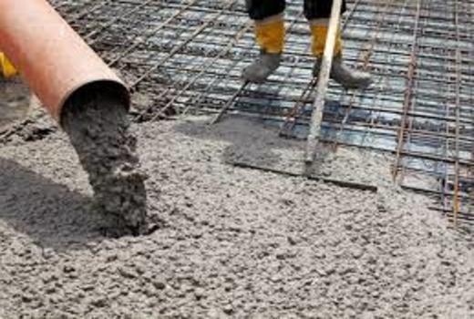 Тяжелый товарный бетон