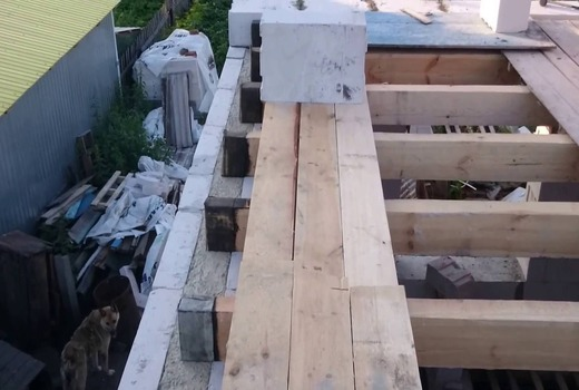 Прочность бетона в перекрытии