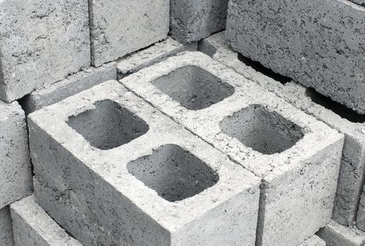 Монолитные блоки