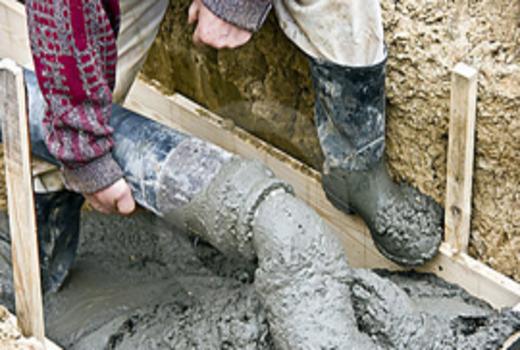 Раствор бетона м450