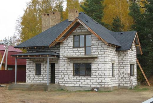 Мифы о домах из газосиликата