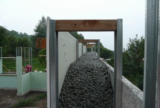 Монолит керамзитобетон дома бетон купить вишневое