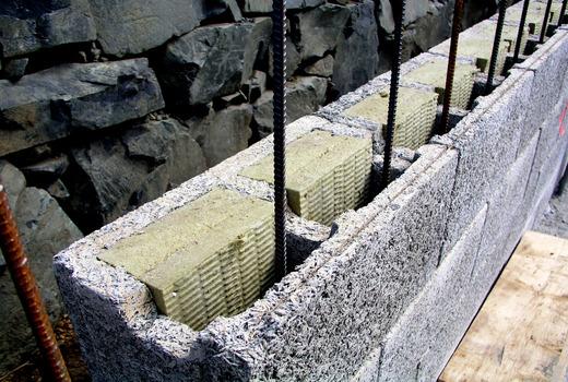 Керамзитобетон опалубка бетон железный