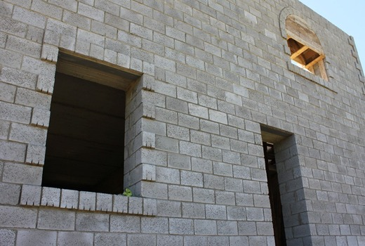 Строители о толщине стен
