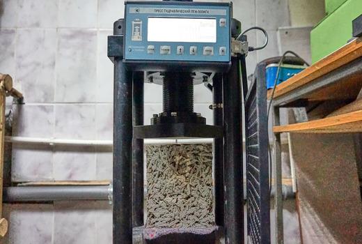 Строительный материал арболит