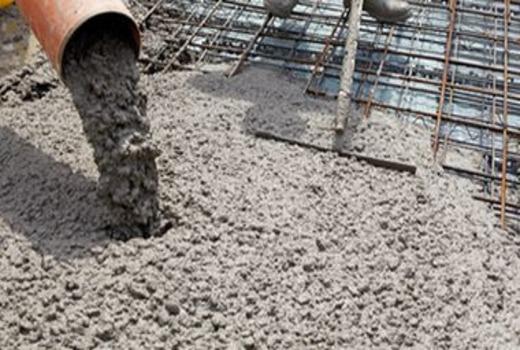 Укладка бетона м-600