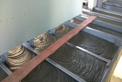 Технология изготовления материала
