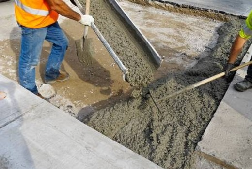 Цемент как ключевая в составе бетона