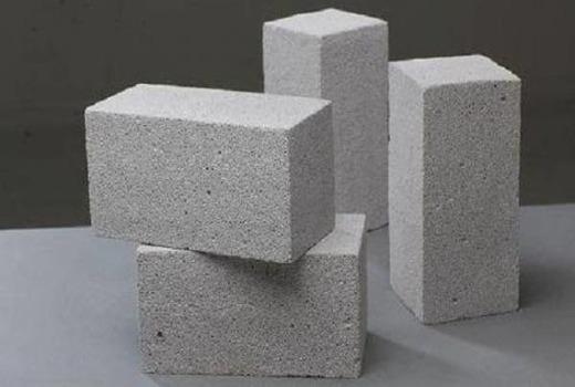 Материал газобетон