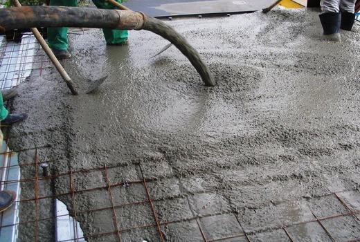 Правила работы с бетоном
