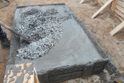 Преимущества бетона м800
