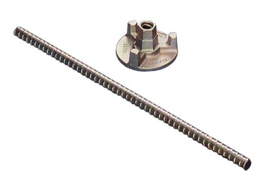 Заглушка – не позволяет бетонному раствору проникать в трубку ПВХ