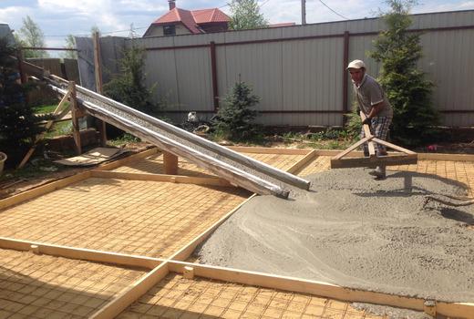 Прочность бетона