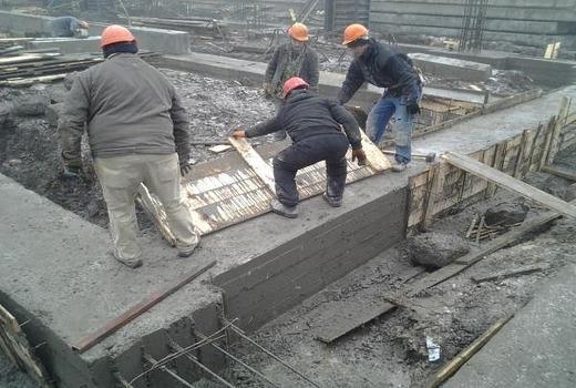 Определение срока готовности опалубочной конструкции