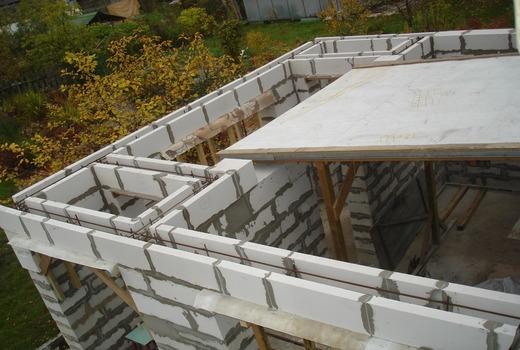 Конструкция многослойных стен