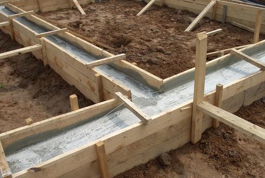 Выбор марки бетонного состава