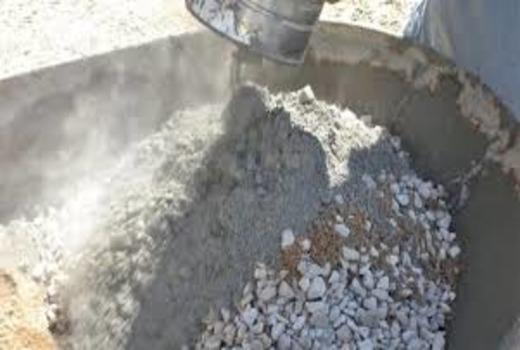 Компоненты для составления бетонного раствора