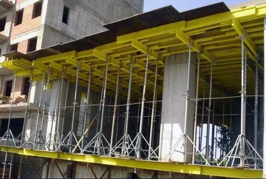 Строительная конструкция опалубка перекрытий