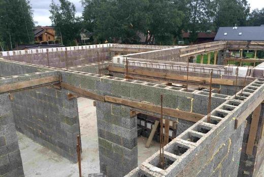 Проектировка удлиненных крыш