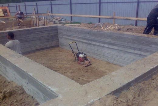 Использование строительной техники