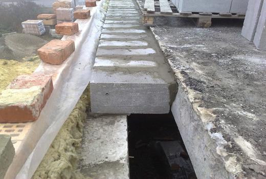 Плиты перекрытия для возведения фундамента дома