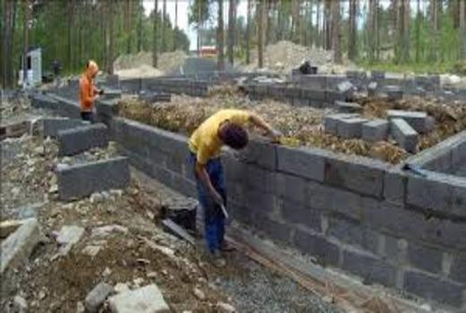 Используемые строительные материалы и технологические приемы