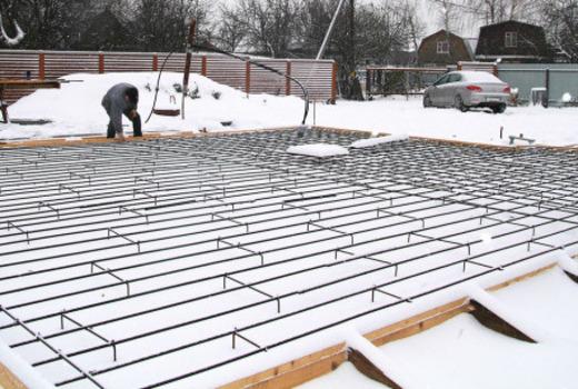 Высокая себестоимость скандинавской плиты фундамента