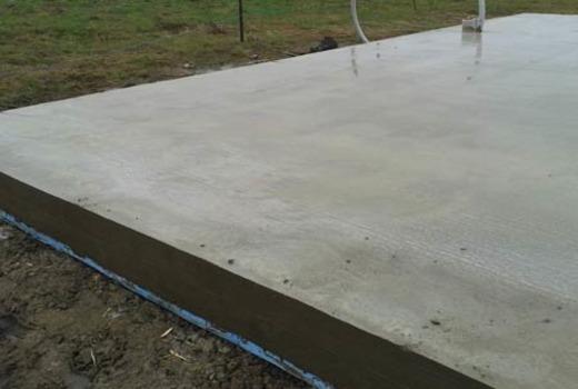 Преимущества бетонной конструкции