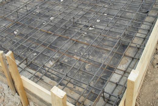 Гидроизоляционный слой и песчаная подушка