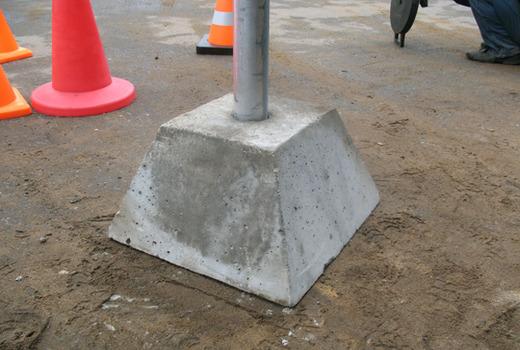 Строительная конструкция фундамент ф1