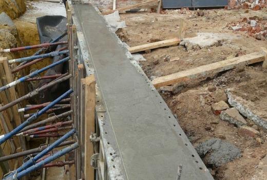 Цемент для фундамента