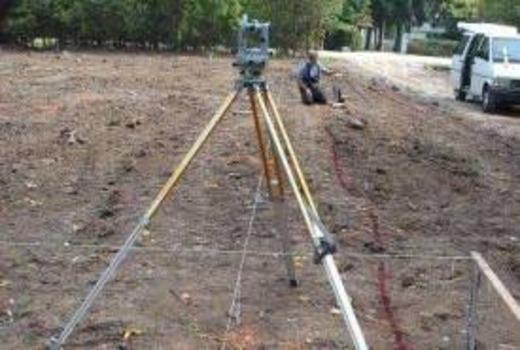 лазерный нивелир для разметки фундамента