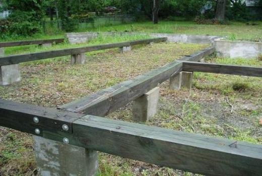 Использование блочных элементов при строительстве