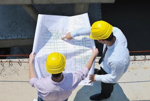Проект планировки строительной площадки