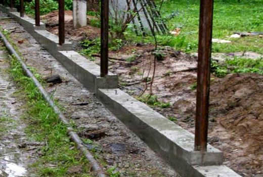 Необходимость дренажа в строительстве фундамента